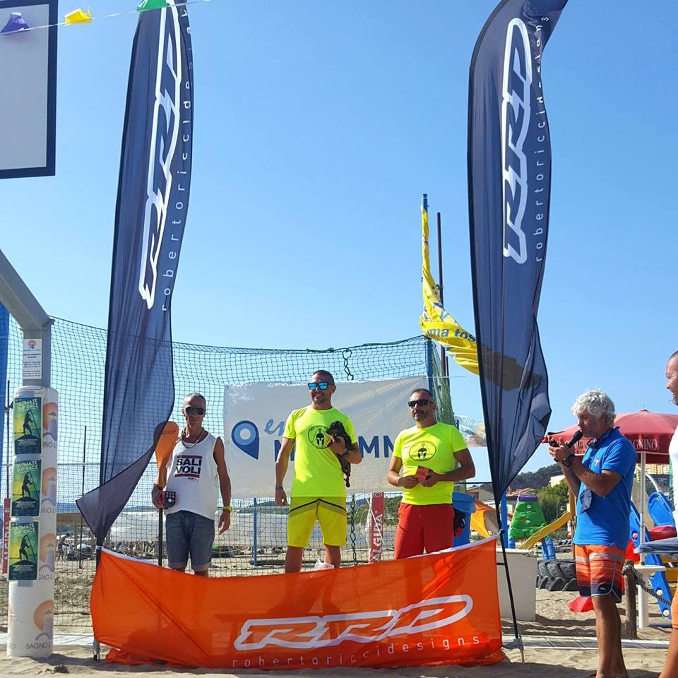 Categoria Race 12.6 uomini Over 40: 1. Bottausci Cristian, 2. Leonelli Giacomo, 3. Mazzei Andrea