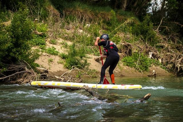 Tecniche di conduzione in fiume