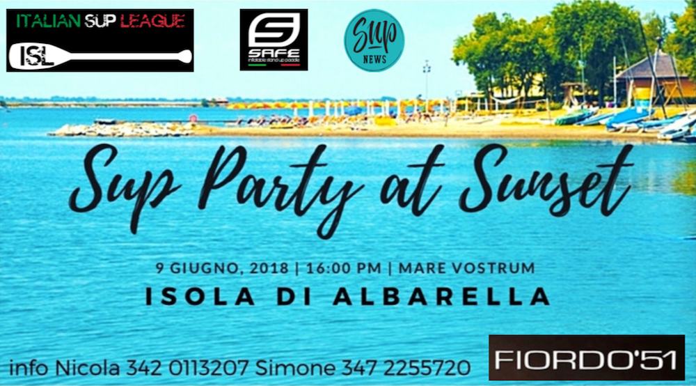 Sup-news-sunset-party-albarella-2018