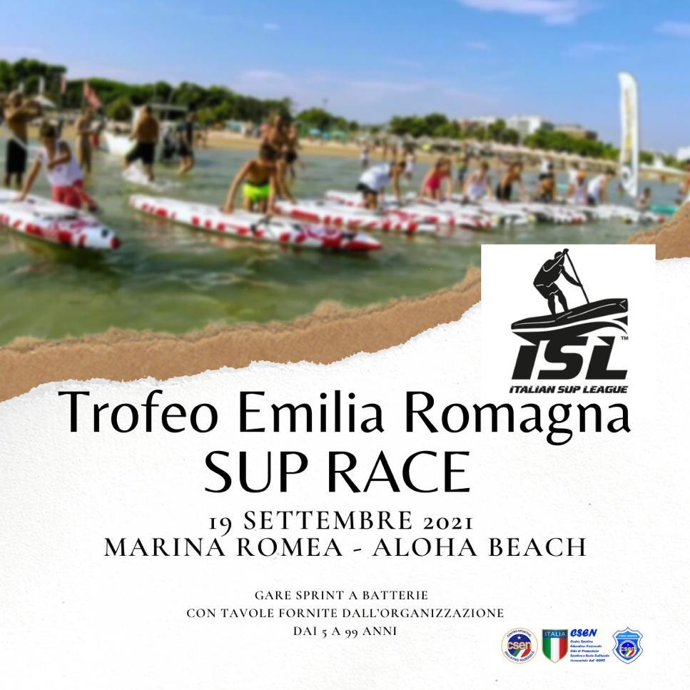 Il nostro amico Simone Tugnoli Peron ci spega il perché e il percome del Trofeo Emilia Romagna SUP Race...