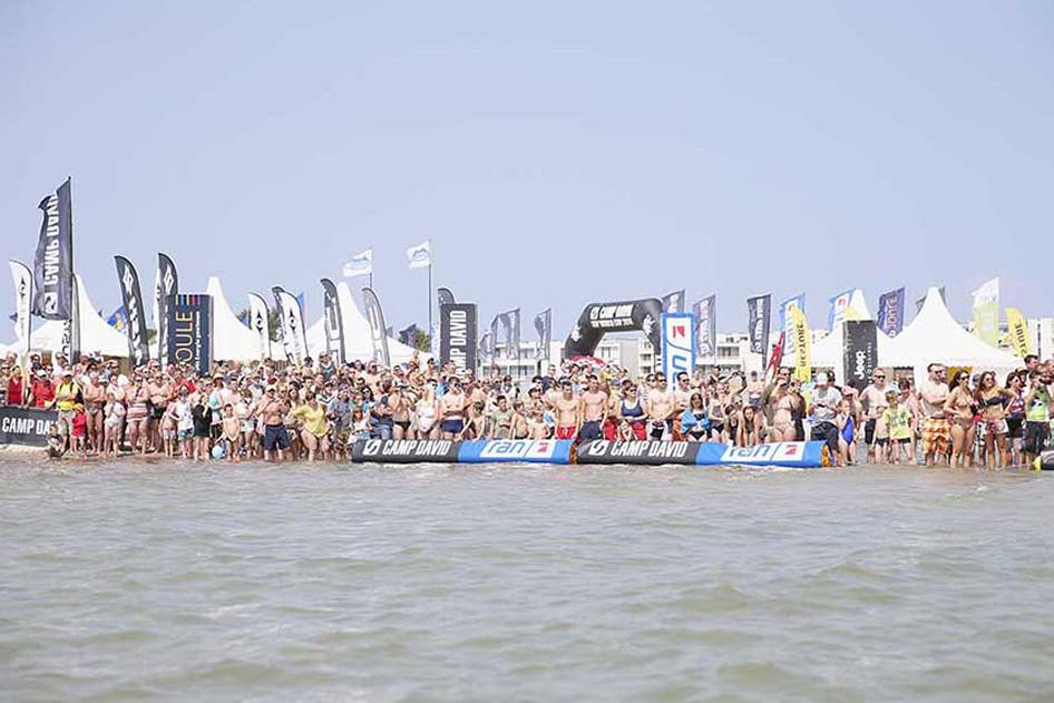 Watersports / SUP, Stand Up Paddel, Feature CAMP DAVID SUP World Cup Fehmarn Südstrand am 18.07.- 20.07.2014 *** Local Caption *** +++ www.hoch-zwei.net +++ copyright: HOCH ZWEI / Joern Pollex +++
