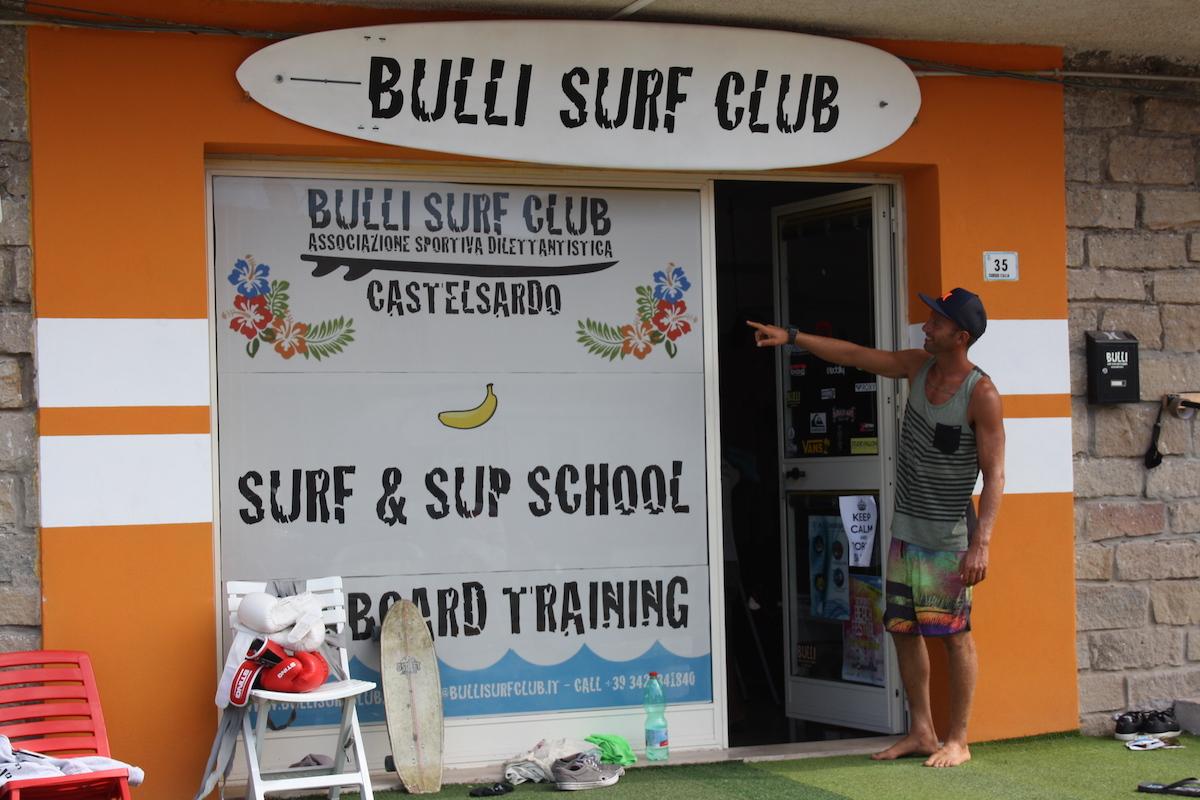Bulli Surf di Renato Carta