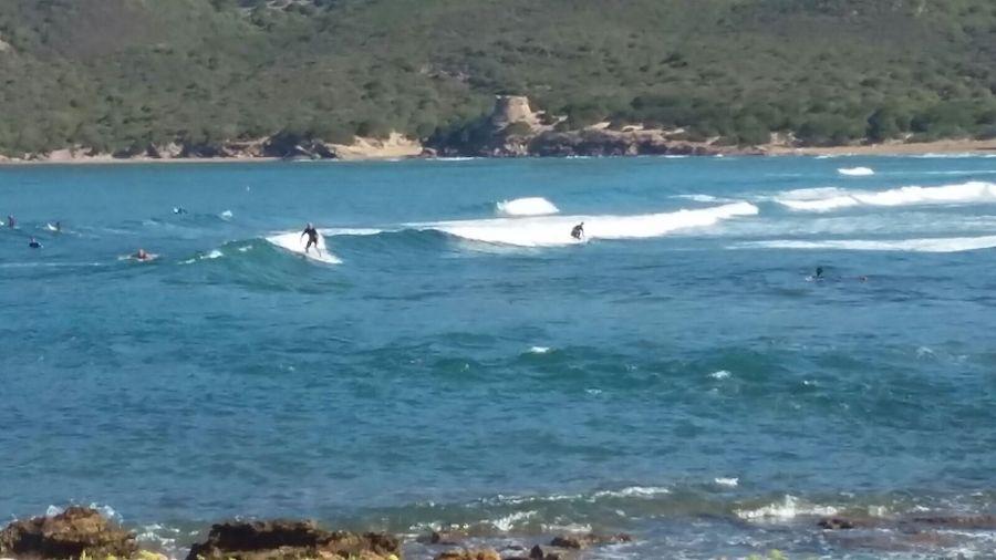 Porto Ferro area surfisti