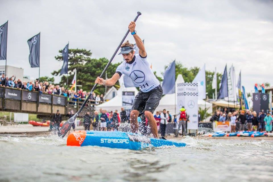 Leonard Nika - Techical Race, SUP Surf