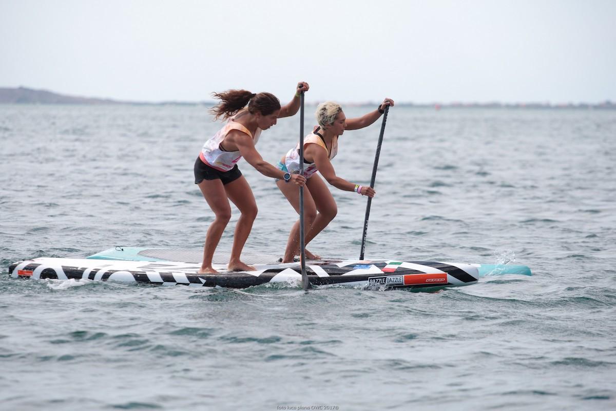 Grande battaglia in acqua fra Chiara Nordio e la neo campionessa Caterina Stenta