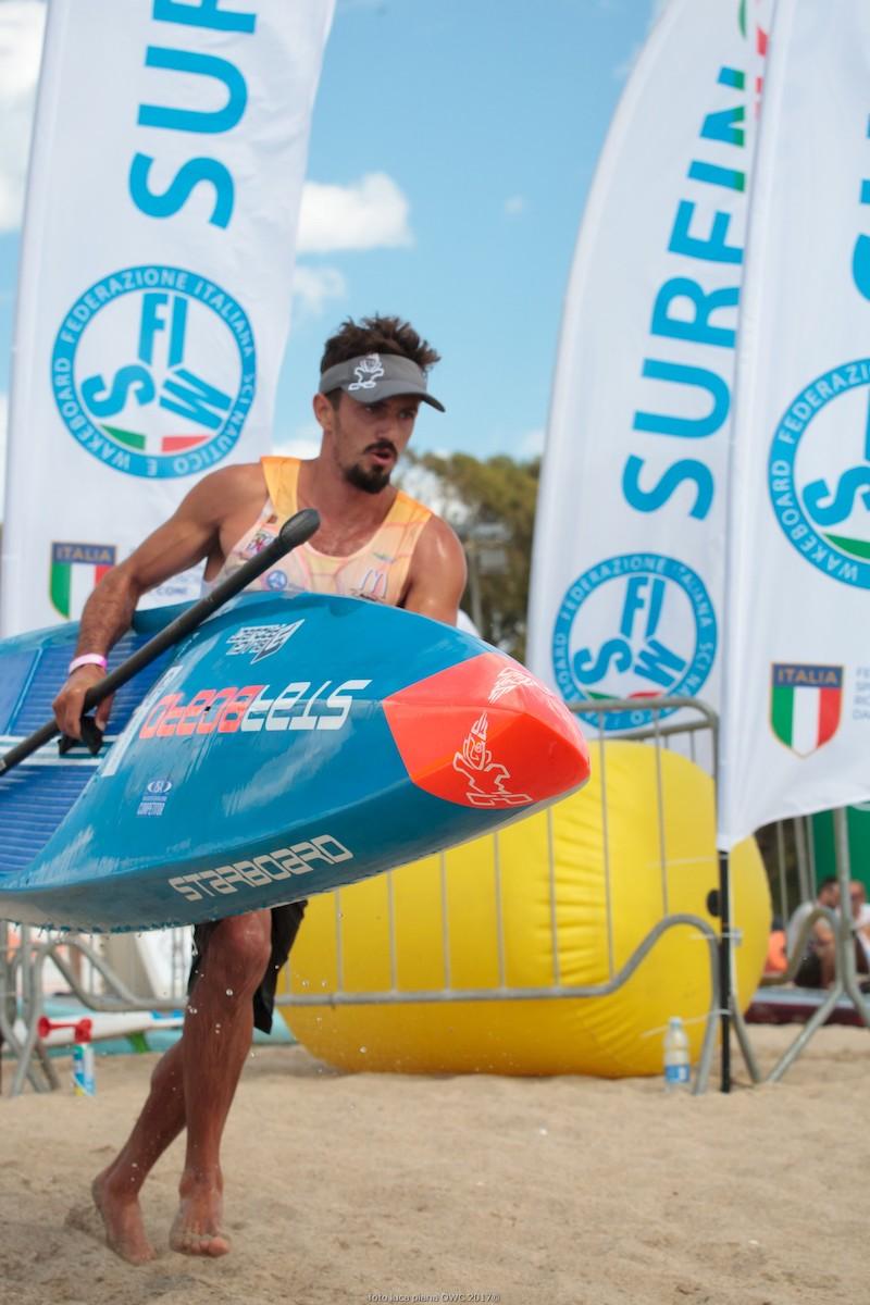 Leonard corre verso il suo sesto titolo italiano consecutivo... GRANDISSIMO!!!