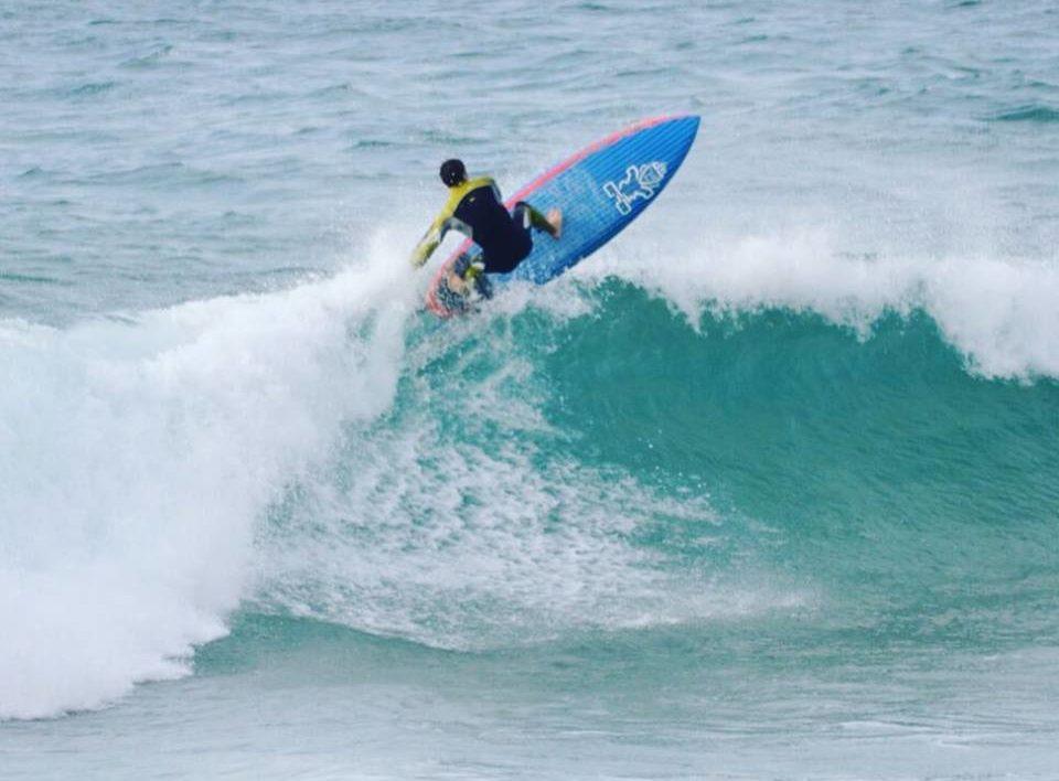 Claudio surf