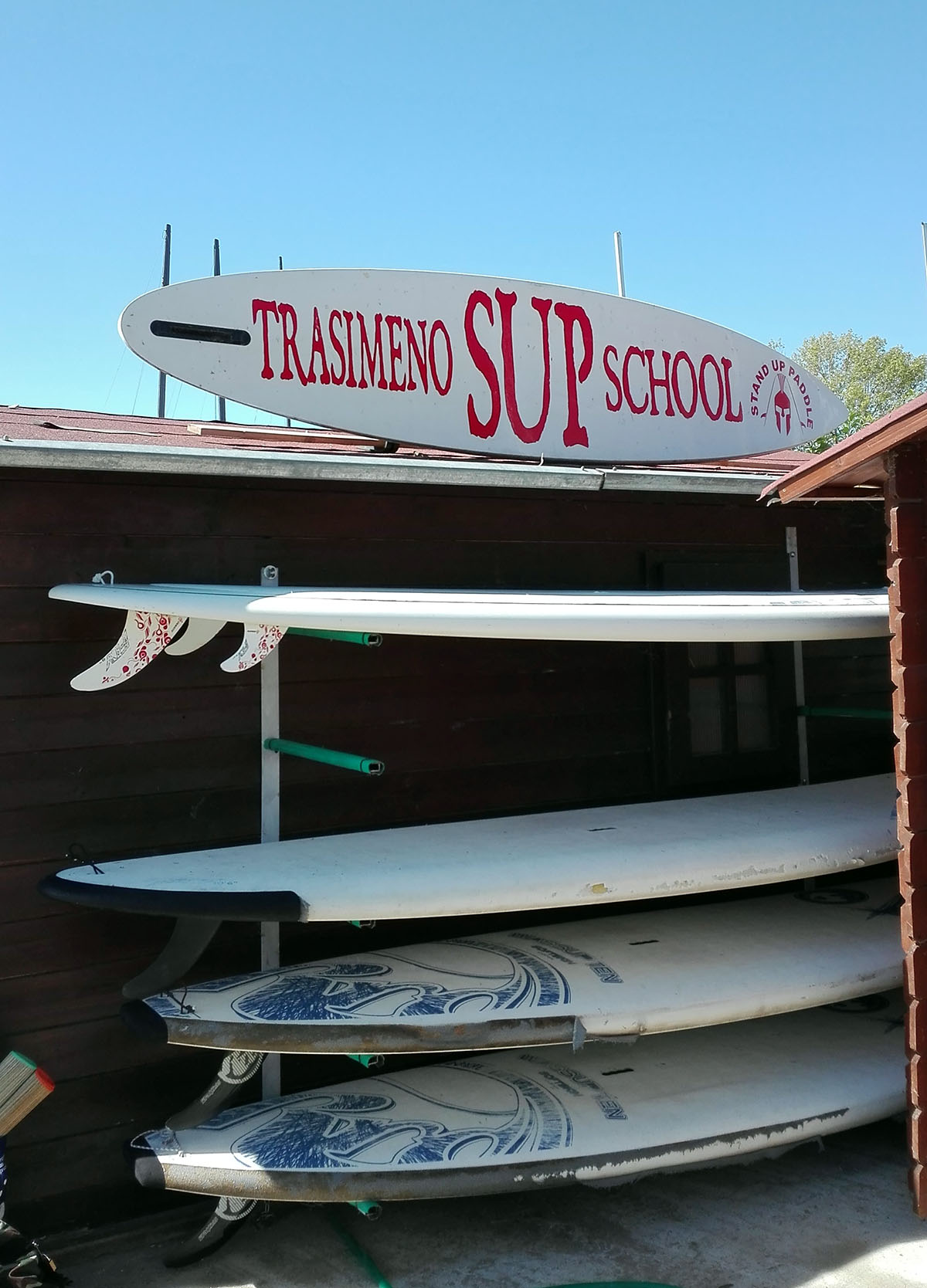 Trasimeno Sup School web